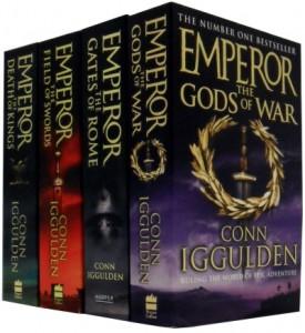 Série O Imperador de Conn Iggulden