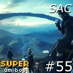 Final Fantasy Uncovered - SAC55